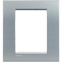 Placa 4x4 Living & Light Tech - BTicino