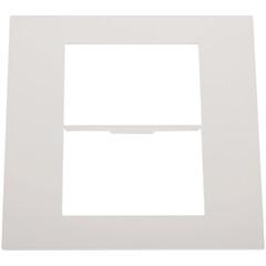 Placa 4x4 para 3+3 Postos Arteor White  - Pial Legrand