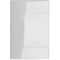 Placa Cega 4x2 Branco Decor  - Schneider