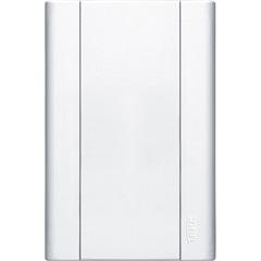 Placa Cega 4x2 Modulare Branca - Fame