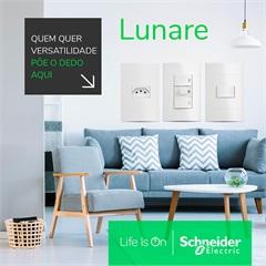 Placa com 6 Postos Lunare 4 X 4 Prm44461 - Schneider