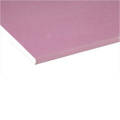 Placa de Gesso para Drywall Resistente Ao Fogo 120x180cm Rosa - Placo