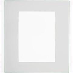 Placa para 6 Postos Living & Light Acquamarina 4x4 - BTicino