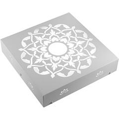 Plafon Quadrado Indiana Branco 6000k Luz Branca - RCG Tecnologia