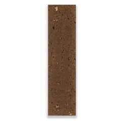 Porcelanato Acetinado Adobe Terracota Borda Bold 7,5x30cm - Incepa