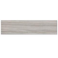 Porcelanato Acetinado Borda Bold Silver Tiger Stripes 15x60cm - Portobello