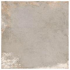 Porcelanato Acetinado Borda Reta Bistrô Empório Cement Cinza 71x71cm - Villagres