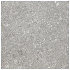 Porcelanato Acetinado Borda Reta Iseo Grigio 90x90cm - Eliane
