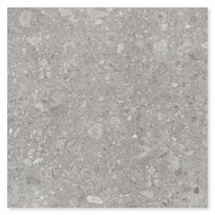 Porcelanato Acetinado Borda Reta Iseo Grigio Cinza 90x90cm - Eliane