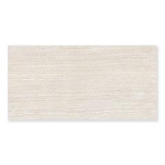 Porcelanato Acetinado Borda Reta Navona Off White 58,4x117cm - Ceusa