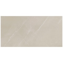 Porcelanato Acetinado Borda Reta Pulpis Crema 59x118,2cm - Eliane