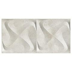 Porcelanato Acetinado Borda Reta Seattle Branco 30x60cm - Incepa