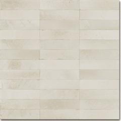 Porcelanato Acetinado Borda Reta Simetria Brick Bege 58,4x58,4cm - Portinari