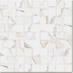 Porcelanato Acetinado Borda Reta Simetria Marble White 58,4x58,4cm - Portinari