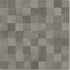 Porcelanato Acetinado Borda Reta Simetria Stone Cinza 58,4x58,4cm - Portinari