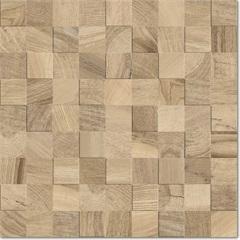 Porcelanato Acetinado Borda Reta Simetria Wood Bege 58,4x58,4cm - Portinari