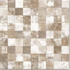 Porcelanato Acetinado Borda Reta Simetria Wood Patina 58,4x58,4cm - Portinari