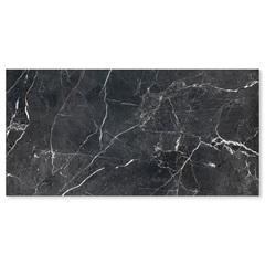 Porcelanato Acetinado Borda Reta Venato Black 60x120cm - Roca