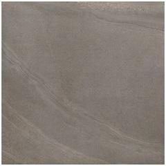 Porcelanato Acetinado Borda Reta Vênus Cinza 120x120cm - Eliane