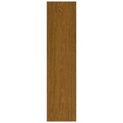Porcelanato Acetinado Brilhante Borda Reta Naturale Brown Oak Marrom 24,5x100cm - Villagres