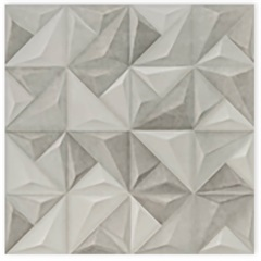 Porcelanato Acetinado Matte Borda Reta Sense Abstract Mix 60x60cm - Portinari