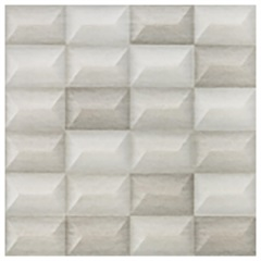 Porcelanato Acetinado Matte Borda Reta Sense Geometric Mix 60x60cm - Portinari