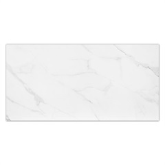 Porcelanato Acetinado Montblanc Branco 118x59cm - Eliane