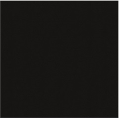Porcelanato Borda Reta Brilhante Fusion Black 50x50cm - Lanzi