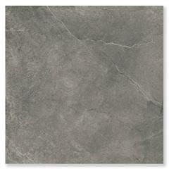 Porcelanato Borda Reta Cement Stone Cinza Escuro 87,7x87,7cm - Portinari