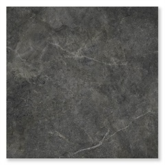 Porcelanato Borda Reta Cement Stone Preto 87,7x87,7cm - Cerâmica Portinari