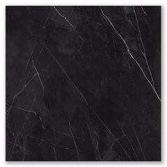Porcelanato Brilhante Borda Reta Black Supreme Preto 120x120cm - Portobello