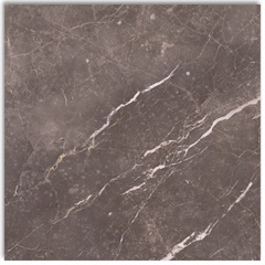 Porcelanato Brilhante Borda Reta New Black 82x82cm - Biancogres