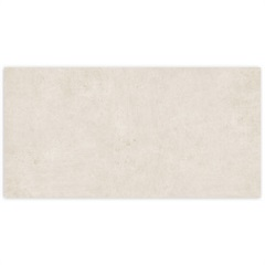 Porcelanato Esmaltado Acetinado Borda Reta Detroit Off White 58,4x117cm - Cerâmica Portinari