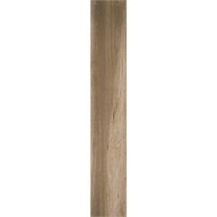 Porcelanato Esmaltado Acetinado Borda Reta Floor Canela 20x120cm - Incepa