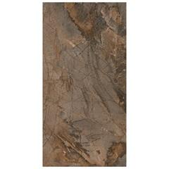 Porcelanato Esmaltado Acetinado Borda Reta Marmo Di Ferro 52,7x105cm - Biancogres