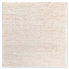 Porcelanato Esmaltado Acetinado Borda Reta Travertino Romano 62,5x62,5cm - Elizabeth