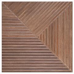 Porcelanato Esmaltado Acetinado Borda Reta Woodwork 84x84cm - Elizabeth