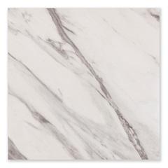 Porcelanato Esmaltado Borda Reta Bianco Carrara Polido Branco 60x60cm - Portobello