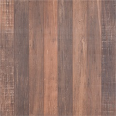 Porcelanato Esmaltado Borda Reta Super Deck Ibirapuera Mix Marrom 90x90cm - Portobello