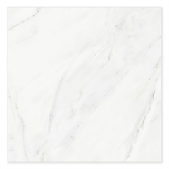 Porcelanato Esmaltado Brilhante Borda Reta Bianco Venato 56x56cm - In Out