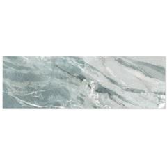 Porcelanato Esmaltado Brilhante Borda Reta Olivina 32x100cm - Ceusa