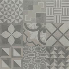 Porcelanato Esmaltado Essence Neutro Cinza 60x60cm - Eliane