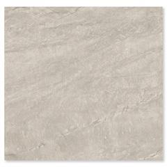 Porcelanato Esmaltado Natural Borda Reta Geographic Gray 100x100cm - Cerâmica Portinari