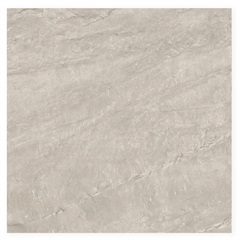 Porcelanato Esmaltado Natural Borda Reta Geographic Gray 100x100cm - Portinari