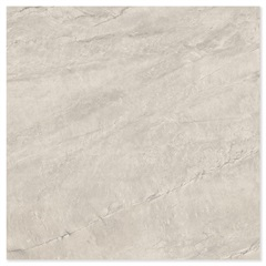 Porcelanato Esmaltado Natural Borda Reta Geographic Off White 100x100cm - Portinari