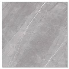 Porcelanato Esmaltado Polido Borda Reta Marmo Gris 120x120cm - Eliane