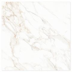 Porcelanato Esmaltado Polido Borda Reta Monumental Calacata White 120x120cm - Portinari