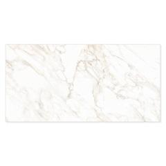 Porcelanato Esmaltado Polido Borda Reta Monumental Calacata White 120x240cm - Portinari