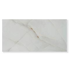 Porcelanato Esmaltado Polido Borda Reta Onix Bege 120x120cm - Eliane