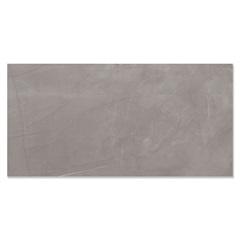 Porcelanato Esmaltado Polido Borda Reta Pulpis Gray 59x118cm - Eliane